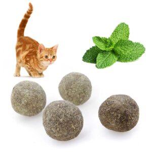Cat Nip Mint Balls
