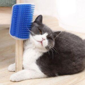 Cat Corner Rubbing Brush