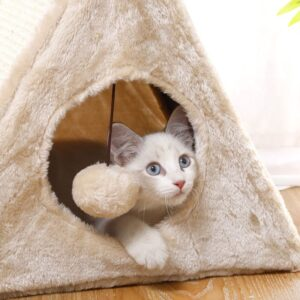 Cat Foldable Triangle Tents